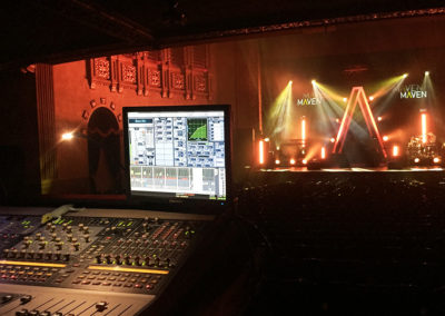 Mavin Launch, Michigan Theater