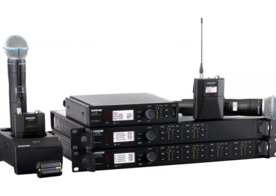 Shure ULX-D Wireless Systems