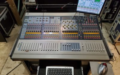 Avid Profile Console System
